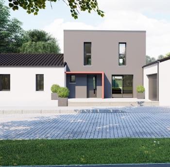 Les Pavillons du Bocage, constructeur de maisons contemporaines en Vendée et Deux-Sèvres