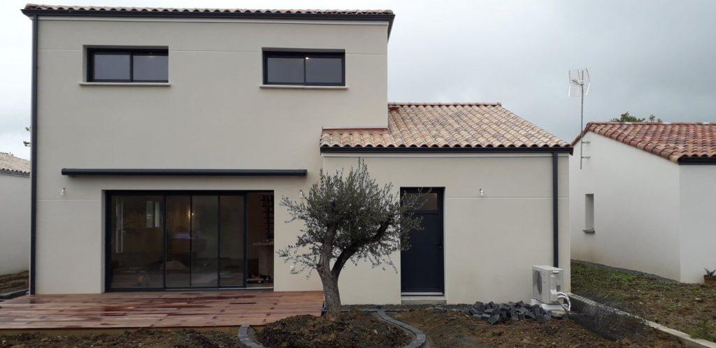Construction de maison moderne - Les Pavillons du Bocage