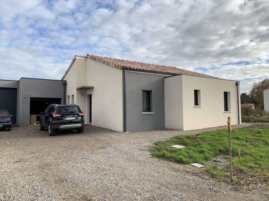 Construction de maison à La Roche Sur Yon - Les Pavillons du Bocage