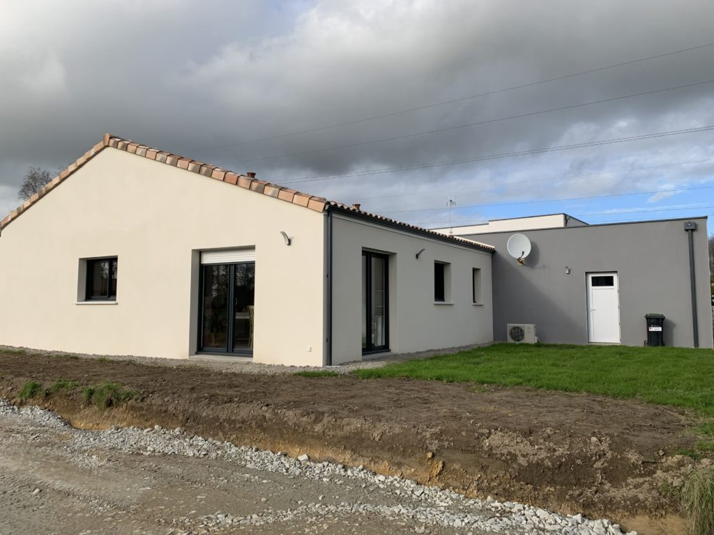 Construction de maison moderne à La Roche-Sur-Yon - Les Pavillons du Bocage