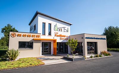 Les Pavillons du Bocage : agence de Bressuire