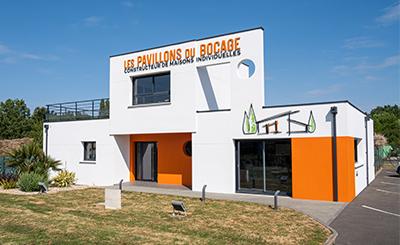 Les Pavillons du Bocage : agence de la Roche sur Yon